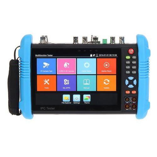 Cs-h7f-70hq wielofunkcyjny tester do kamer ahd, hd-cvi, hd-tvi, ip, cvbs marki Import
