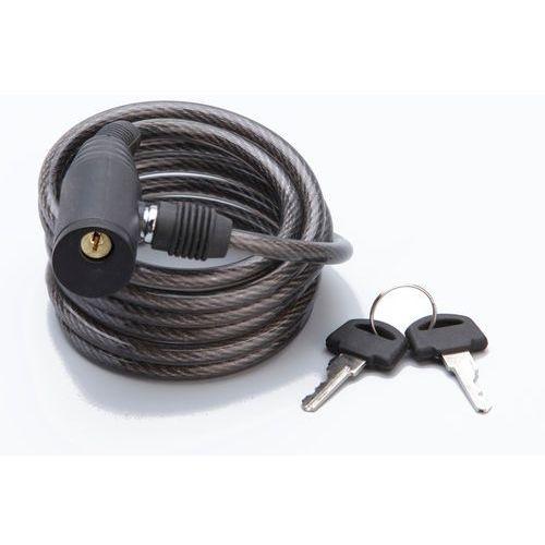 Profex Zapięcie rowerowe spirala linka (180 cm) + zamów z dostawą w poniedziałek!