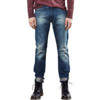 s.Oliver jeansy męskie 32/34 ciemnyniebieski
