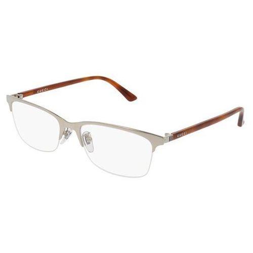 Okulary korekcyjne gg0132oj 004 marki Gucci