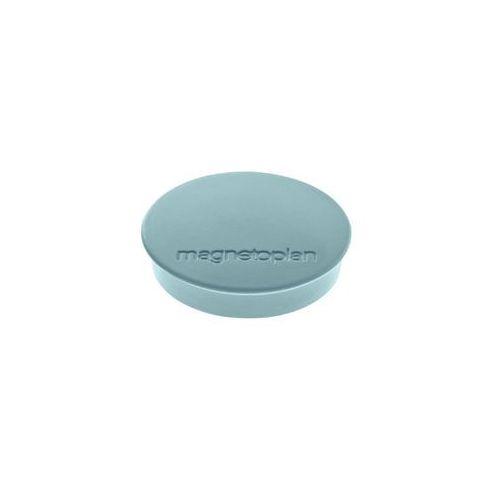 Magnetoplan Magnesy discofix standard 0.7 kg 30mm 10szt niebie
