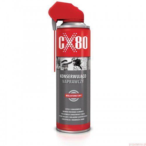 CX-80 Duo Spray płyn Konserwująco-Naprawczy 500ml (5907640600766)