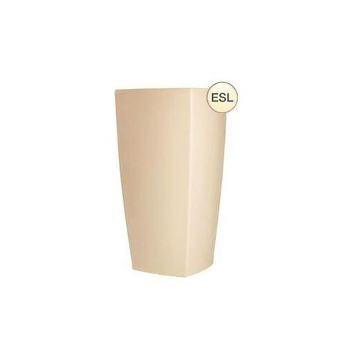 Lampa dekoracyjna Trevia III donica, biała
