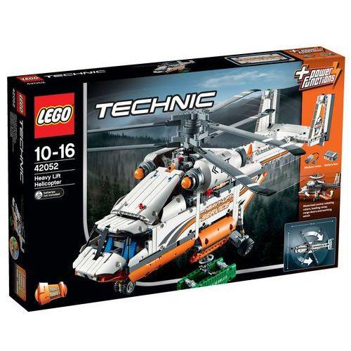 42052 ŚMIGŁOWIEC TOWAROWY Heavy Lift Helicopter KLOCKI LEGO TECHNIC