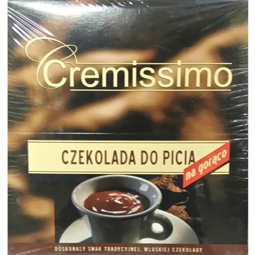 Czekolada do picia CREMISSIMO 25g. x 50 saszetek