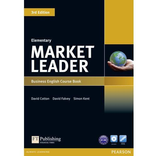 Market Leader Elementary Business English Course Book + Dvd