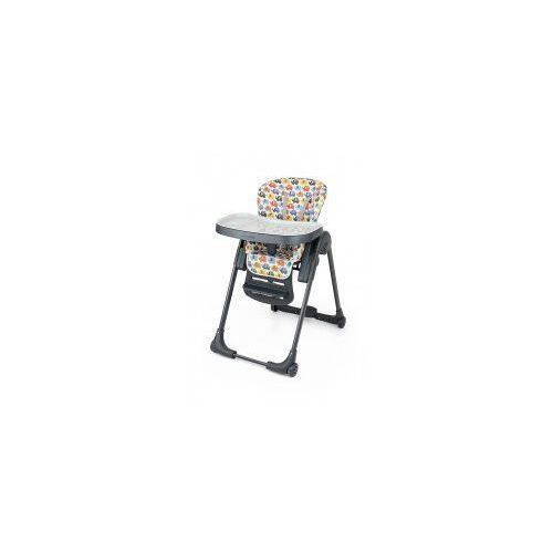 Elephant krzesełko do karmienia milano #b1 marki Milly-mally