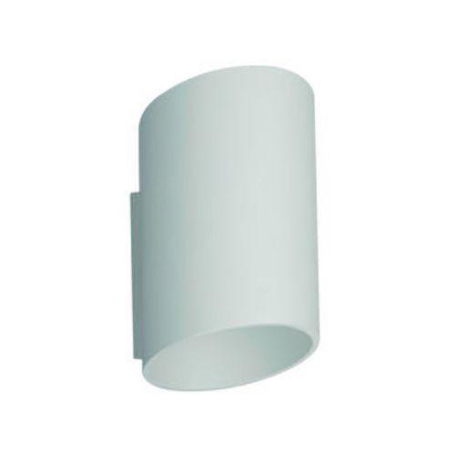 Zumaline kinkiet/lampa ścienna led slice wl white /biały biały 50603-wh