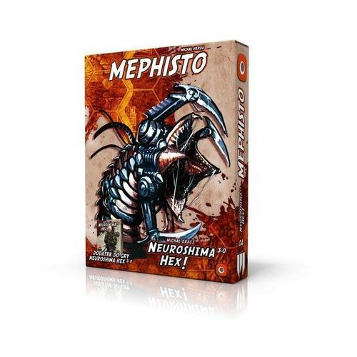 Portal games Neuroshima hex 3. 0 mephisto