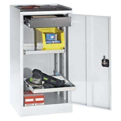 Szafy na narzędzia i szafy dostawne,1 szuflada, 2 półki