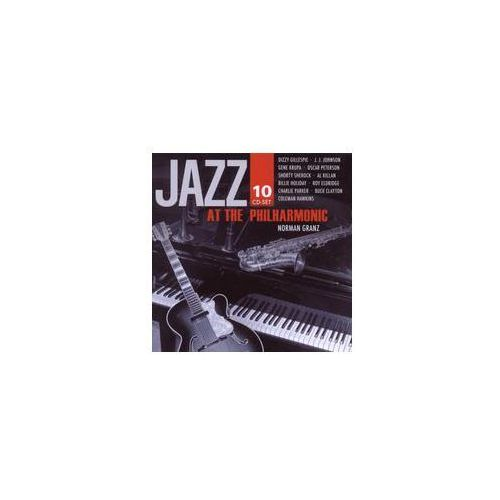 Document records Jazz at the philharmonic