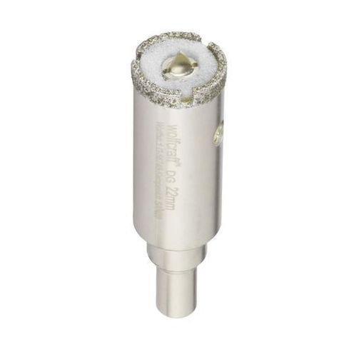 Otwornica DIAMENTOWA 22 mm CERAMIC WOLFCRAFT (4006885592209)