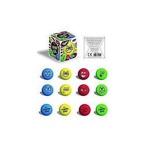 Piłka miękka magic funny ball 10cm śr. 100 mm (407476) marki Hasta