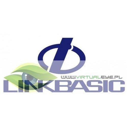 Linkbasic kabel instalacyjny skrętka ftp kat. 5e, drut 305m,100% miedź, szpula
