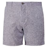 Club Monaco BAXTER CHAMBRAY Szorty blue, len