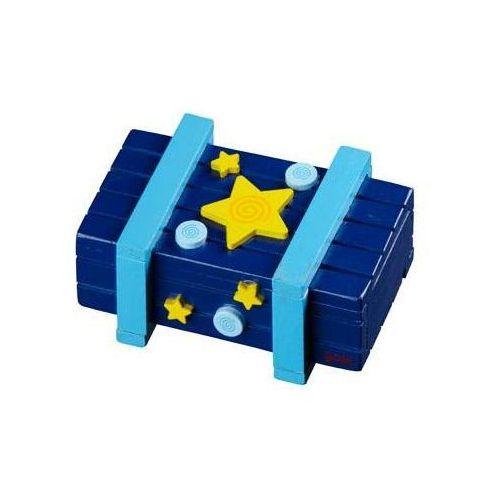 Magiczne pudełko z gwiazdką do zabawy dla dzieci