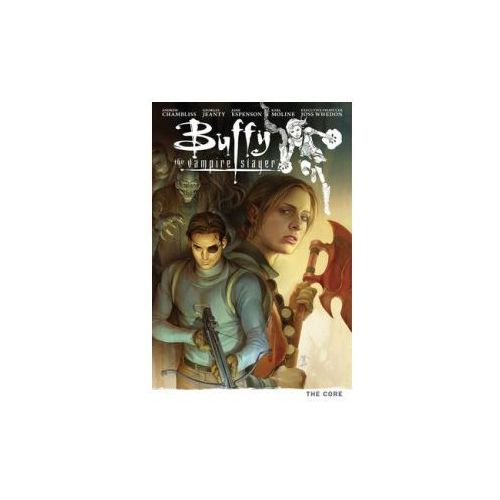 Buffy The Vampire Slayer Season Nine Volume 5: The Core (9781616552541)