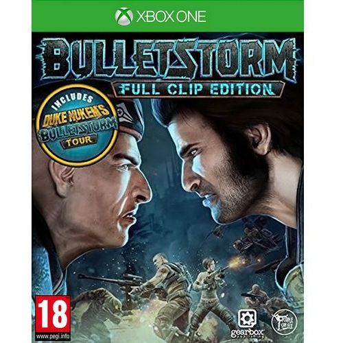 Bulletstorm Full Clip Edition (PC)