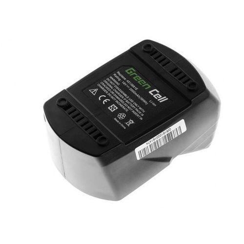 Bateria akumulator green cell do elektronarzędzi einhell th-cd 18-2 2ah 18v marki Null