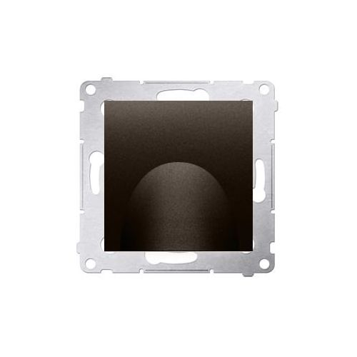 SIMON 54 Przyłącze kabla (moduł); brąz mat DPK1.01/46 WMDB-0B1xxx-046