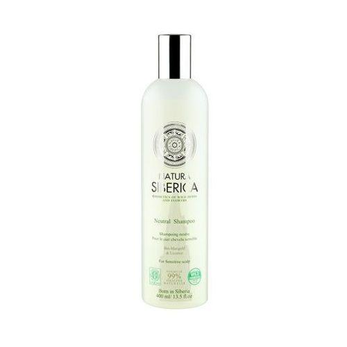 NATURA SIBERICA 400ml Neutralny szampon do niezwykle wrażliwej skóry głowy
