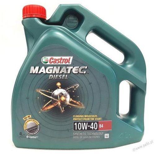 Olej Castrol Magnatec Diesel 10W40 4 litry !ODBIÓR OSOBISTY KRAKÓW! lub wysyłka (9001606001959)