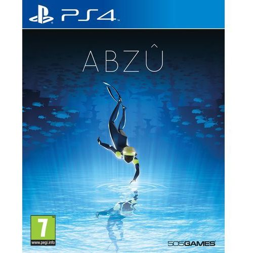 OKAZJA - ABZU (PS4)