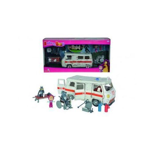 Simba Masza zestaw ambulans (5902002965552)
