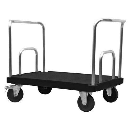Unbekannt Wózek platformowy do dużych obciążeń twice, dł. x szer. 1200x800 mm, nośność 500