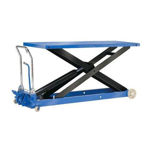 Aj produkty Hydrauliczny wózek platformowy do obciążenie:1000 kg,