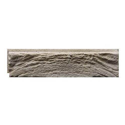 Płytka elewacyjna montego 24,5 x 5,7 cm grigio 0,34 m2 marki Incana