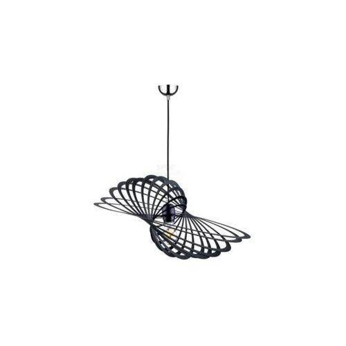 Spot-light planet lampa wisząca 1xe27 60w, czarny, metal, 610x420x1200 mm 1873104