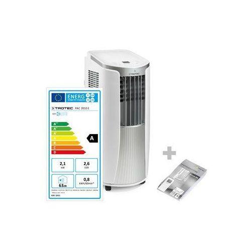 Klimatyzator przenosny pac 2010 e + airlock 100 marki Trotec