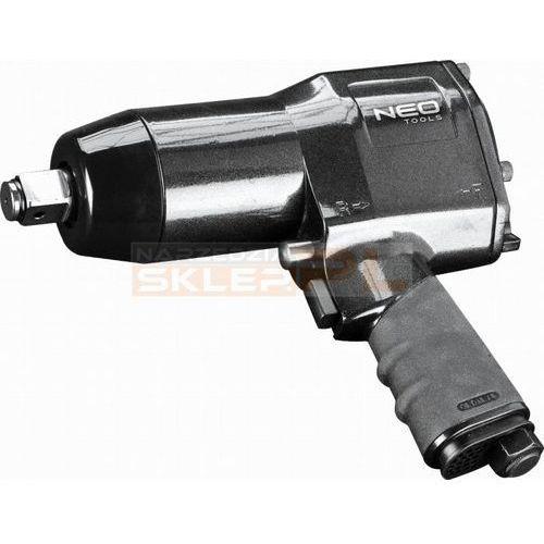Klucz udarowy NEO pneumatyczny 12-024 + DARMOWA DOSTAWA!, 12-024