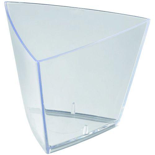 Naczynie jednorazowe trójkątne - 90 szt. marki Tom-gast