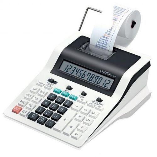 Citizen Kalkulator cx-121n z drukarką (4562195132783)