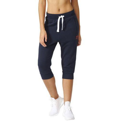 Adidas Spodnie dresowe three-quarter track pants bk5828
