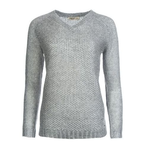 Timeout sweter damski M szary, kolor szary