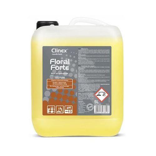 Płyn CLINEX Floral Forte 5L 77-706, do czyszczenia posadzek (5907513273813)