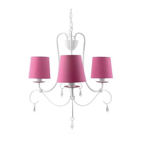 41594/28/16 - lampa wisząca dziecięca mykidsroom princess 3xe14/28w/230v marki Philips