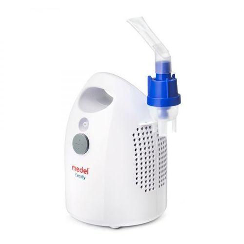 Inhalator family evo *przyspieszona nebulizacja* *nowy ulepszony silnik* *najnowszy model* marki Medel