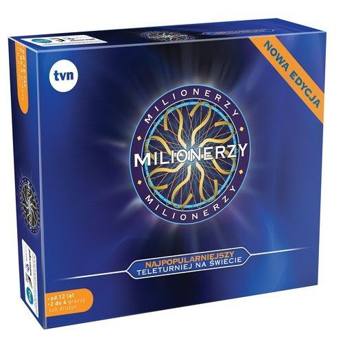 Tm toys Gra milionerzy - evo ce sp. z o.o.
