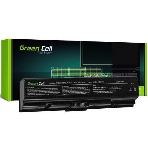 Bateria Green Cell Toshiba TS01 10.8V, 4400 mAh (AKKBAGRERD440015) Darmowy odbiór w 21 miastach!, AKKBAGRERD440015
