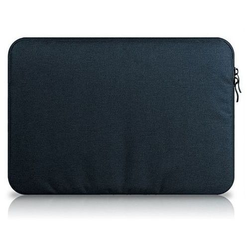 Pokrowiec  sleeve apple macbook 12 granatowy - granatowy marki Tech-protect