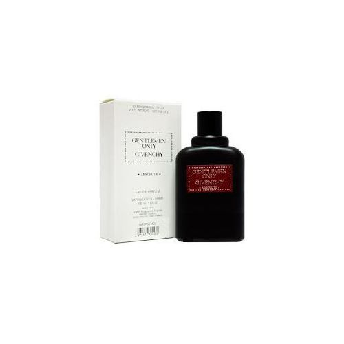 gentlemen only absolute , woda perfumowana - tester, 100ml marki Givenchy