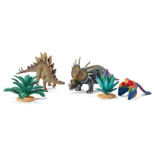 SCHLEICH Zestaw Dinozaury roślinożerne 42260 - produkt z kategorii- Figurki dla dzieci