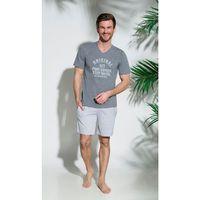 Piżama Taro Marcel 2197 kr/r S-XL '18 S, czerwono-grafitowy. Taro, L, M, S, XL, 1 rozmiar