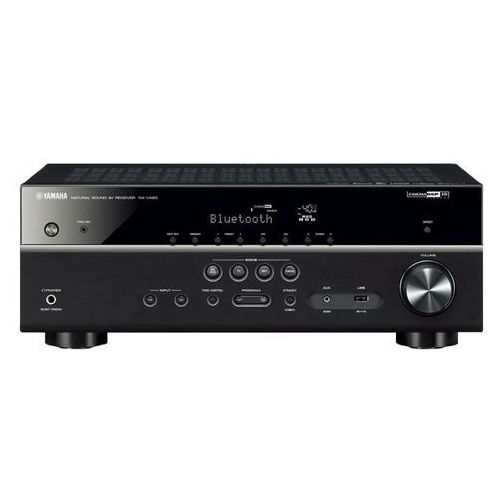 Yamaha Amplituner rx-v485 czarny