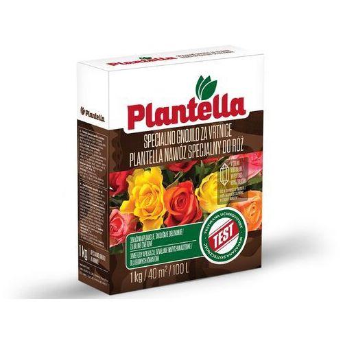 Bio plantella Nawóz do róż plantella. mineralny nawóz do róży 1kg. (3830001590616)