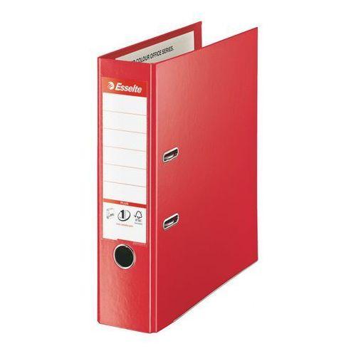 Esselte Segregator vivida no.1 power plus a4+/85, czerwony 81183